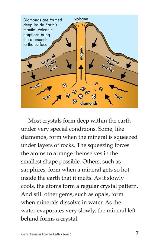 Book Preview For Gems: Treasures from the Earth Page 7