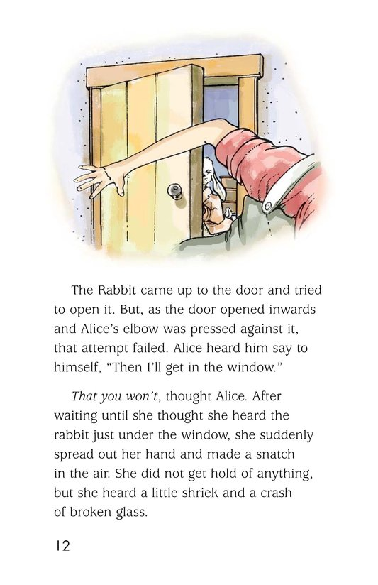 Book Preview For A Selection From Alice in Wonderland Page 12