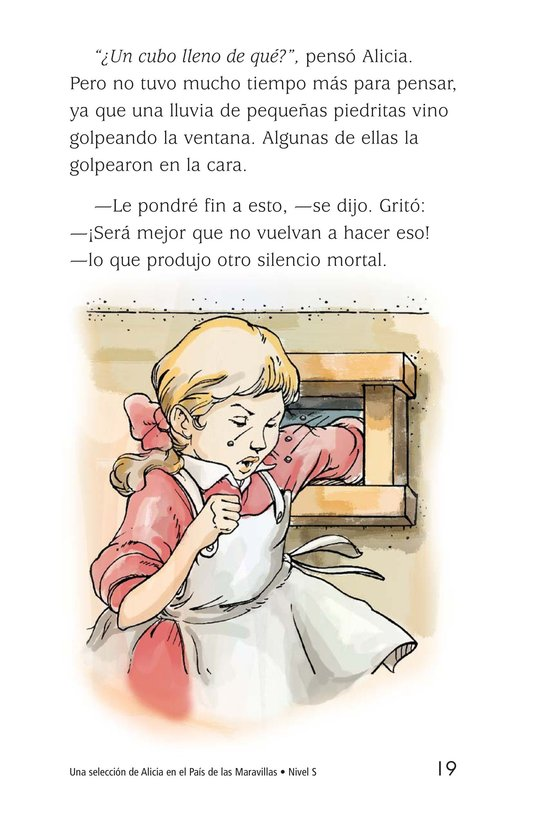 Book Preview For A Selection From Alice in Wonderland Page 19