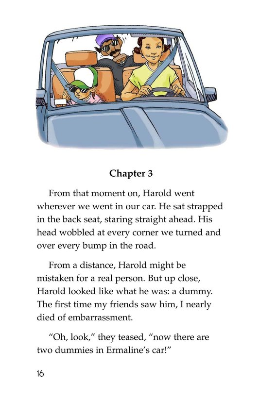 Book Preview For Harold the Dummy Page 16