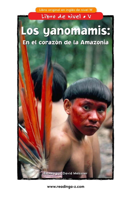 Book Preview For The Yanomami: Deep in the Amazon Page 1