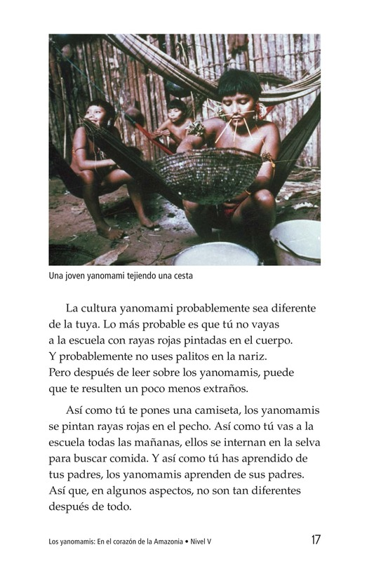 Book Preview For The Yanomami: Deep in the Amazon Page 17