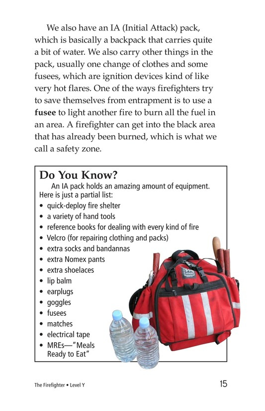 Book Preview For The Firefighter Page 15
