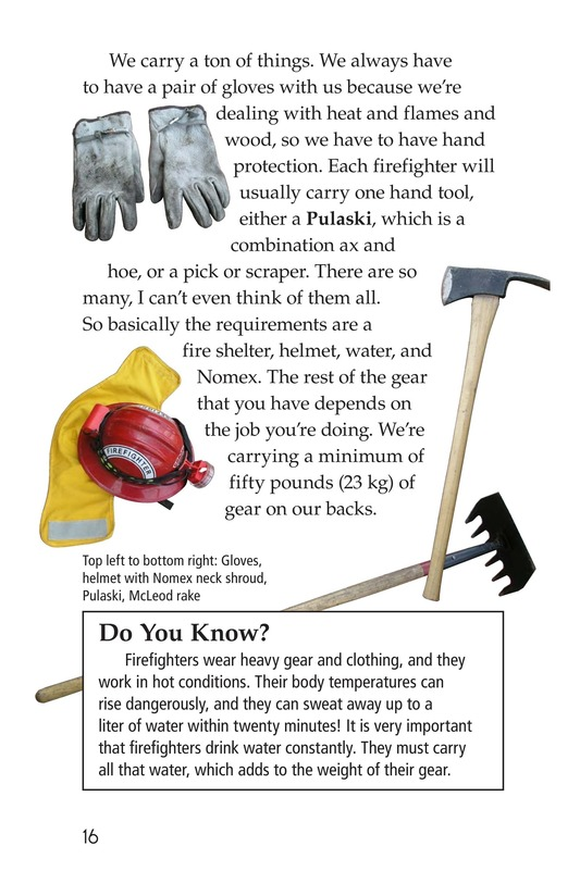 Book Preview For The Firefighter Page 16