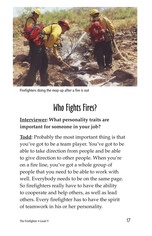 Book Preview For The Firefighter Page 17