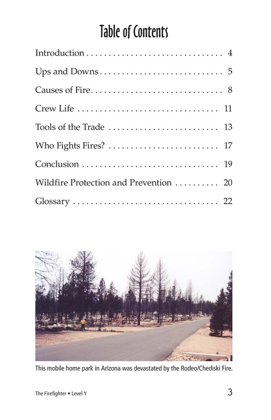 Book Preview For The Firefighter Page 3
