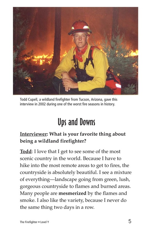 Book Preview For The Firefighter Page 5