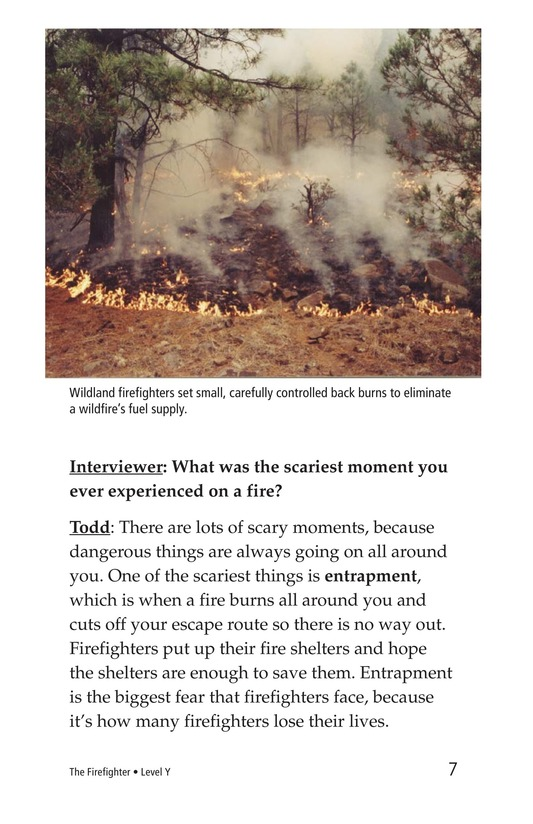 Book Preview For The Firefighter Page 7