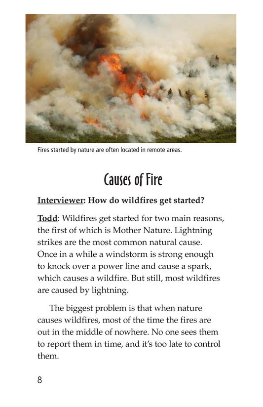 Book Preview For The Firefighter Page 8