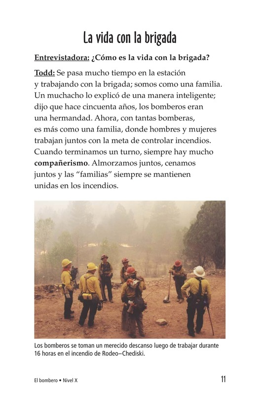 Book Preview For The Firefighter Page 11