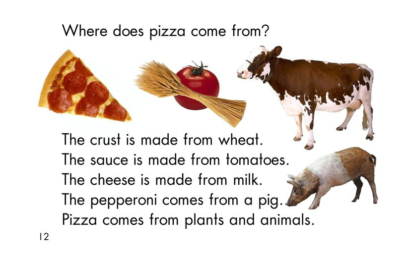 Book Preview For The Food We Eat Page 12
