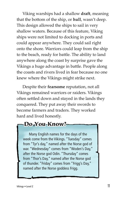 Book Preview For Vikings Page 11