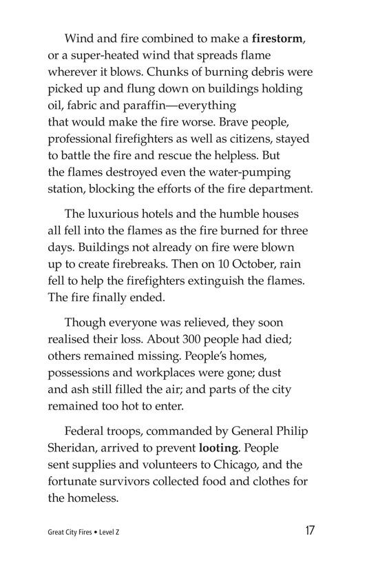 Book Preview For Great City Fires Page 17
