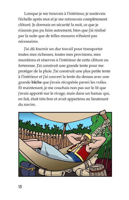 Book Preview For A Selection From Robinson Crusoe Page 18