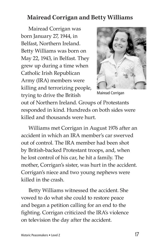 Book Preview For Historic Peacemakers Page 17