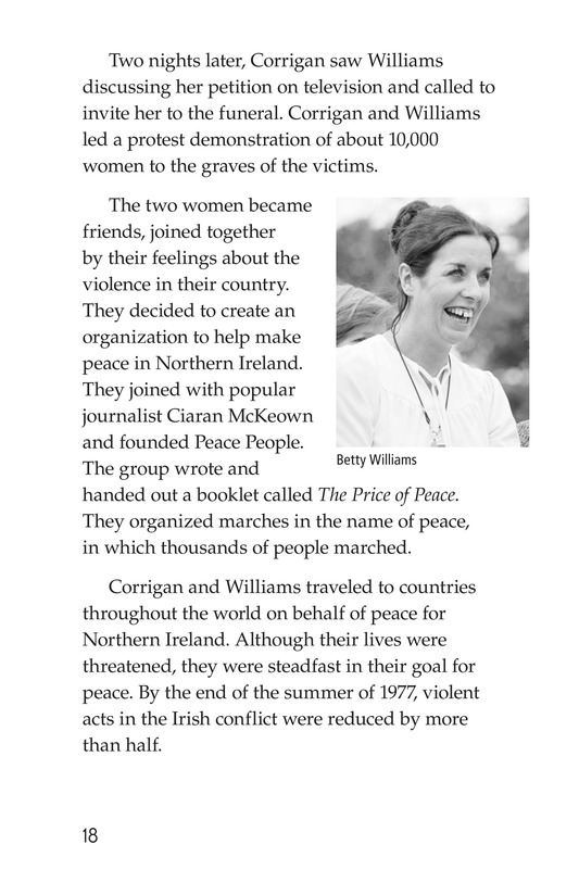 Book Preview For Historic Peacemakers Page 18
