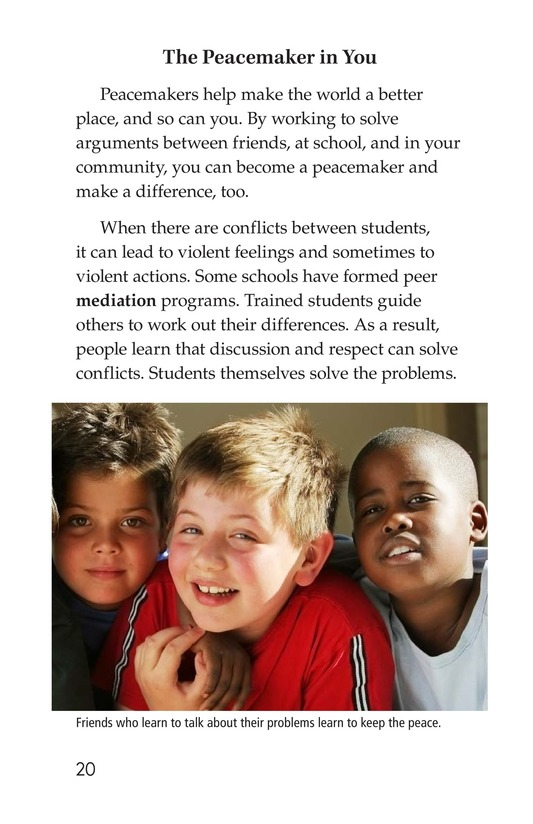 Book Preview For Historic Peacemakers Page 20