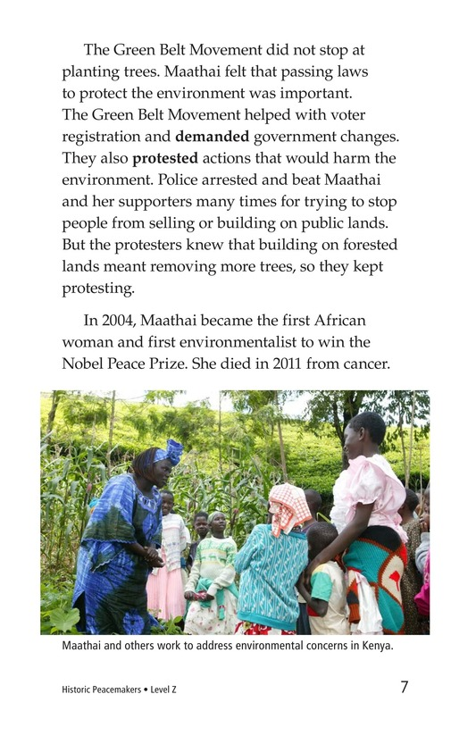 Book Preview For Historic Peacemakers Page 7