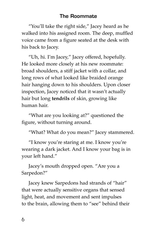 Book Preview For Jacey Nova: Starship Pilot Page 6