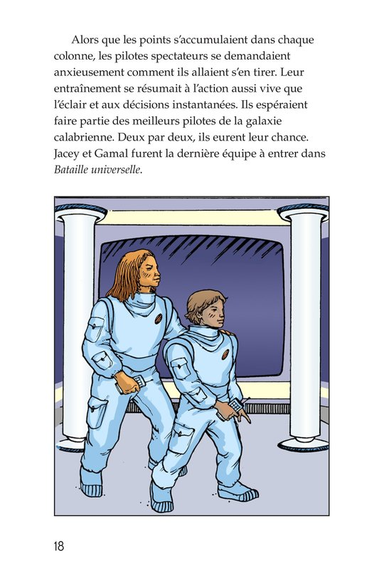 Book Preview For Jacey Nova: Starship Pilot Page 18