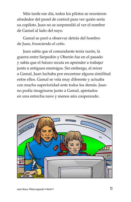 Book Preview For Jacey Nova: Starship Pilot Page 11