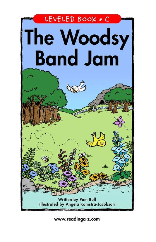 Book Preview For The Woodsy Band Jam Page 1