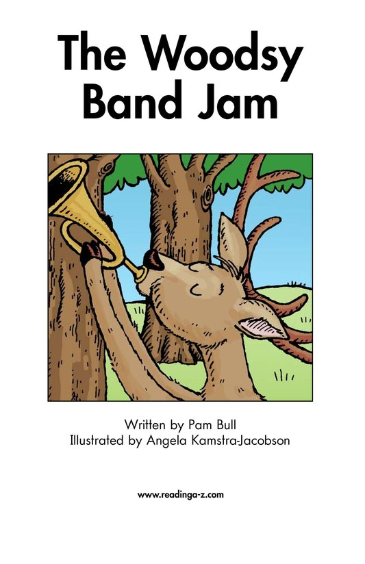 Book Preview For The Woodsy Band Jam Page 2