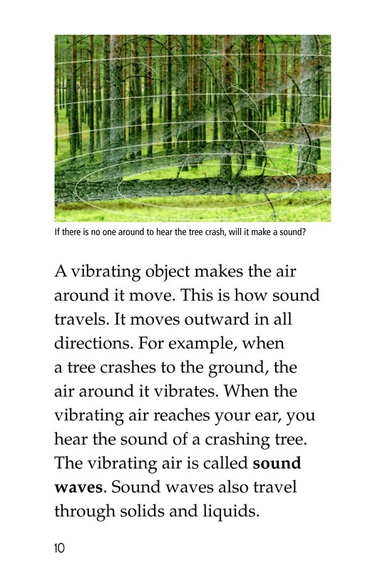 Book Preview For Sound All Around Page 10