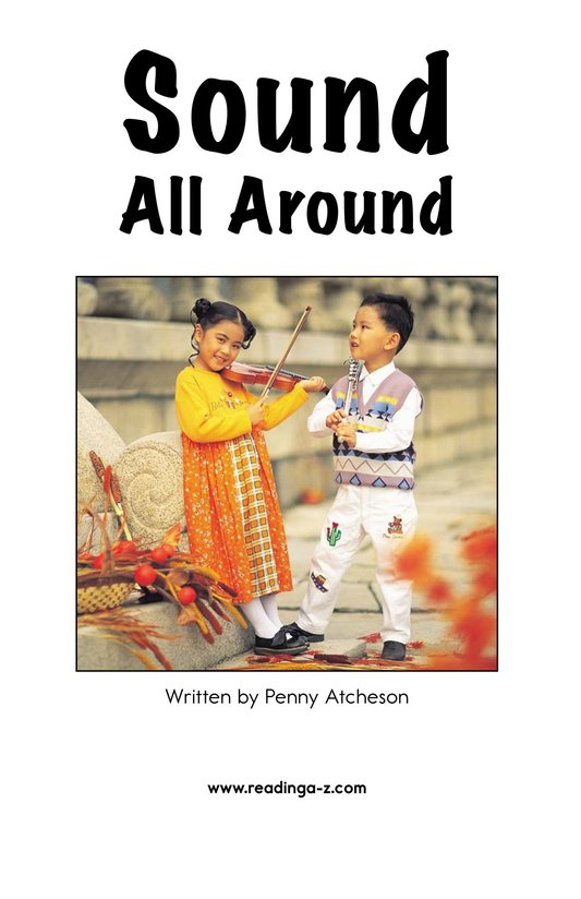 Book Preview For Sound All Around Page 2
