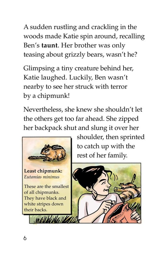 Book Preview For Katie's Forest Finds Page 6