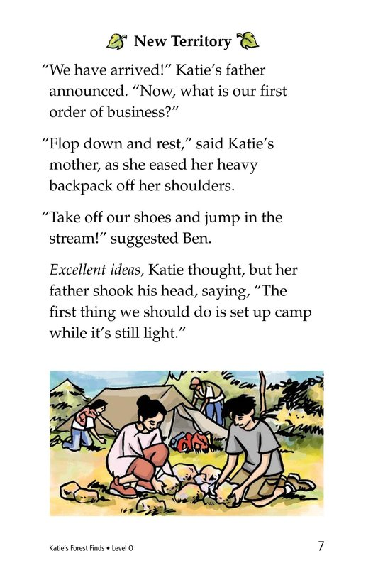 Book Preview For Katie's Forest Finds Page 7