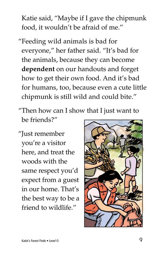 Book Preview For Katie's Forest Finds Page 9