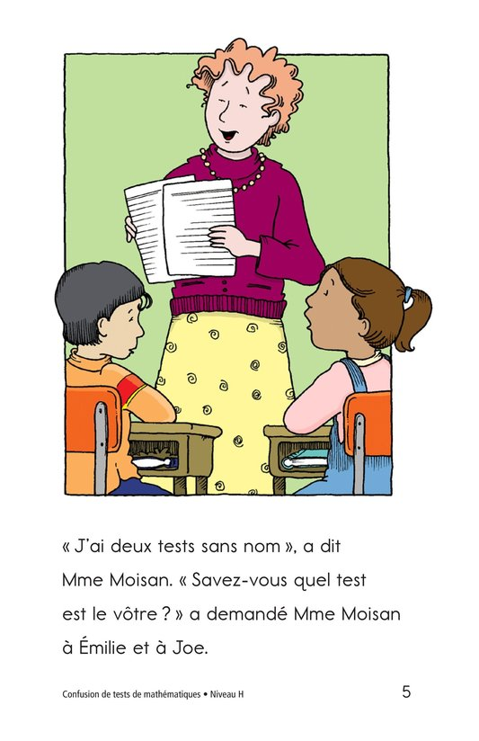 Book Preview For Math Test Mix-Up Page 5