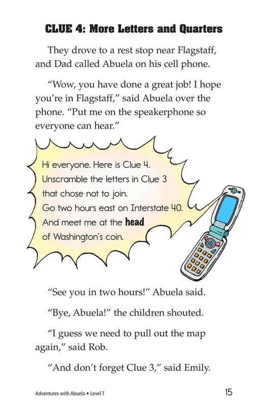 Book Preview For Adventures with Abuela Page 15