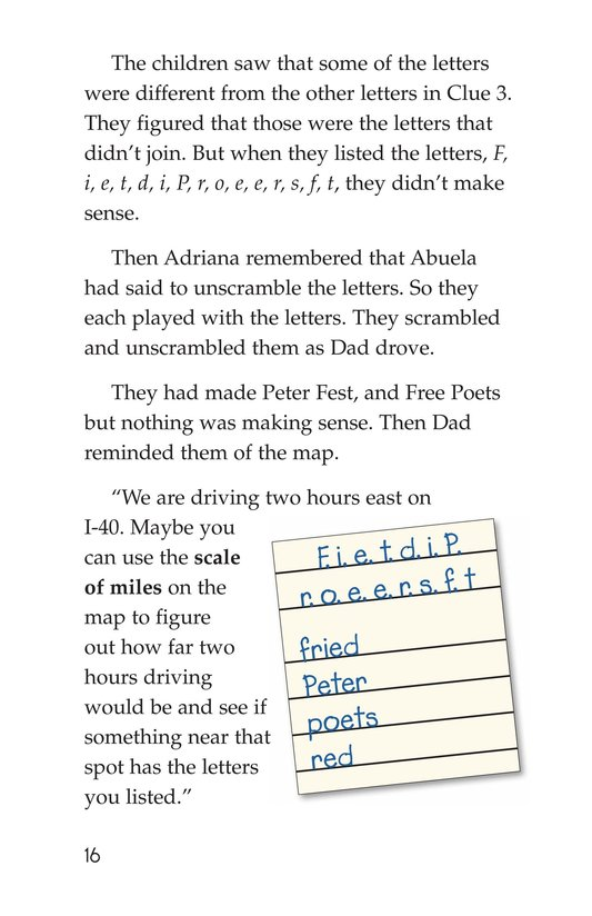 Book Preview For Adventures with Abuela Page 16