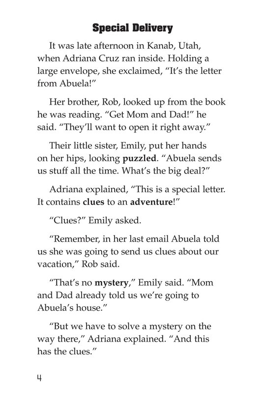 Book Preview For Adventures with Abuela Page 4