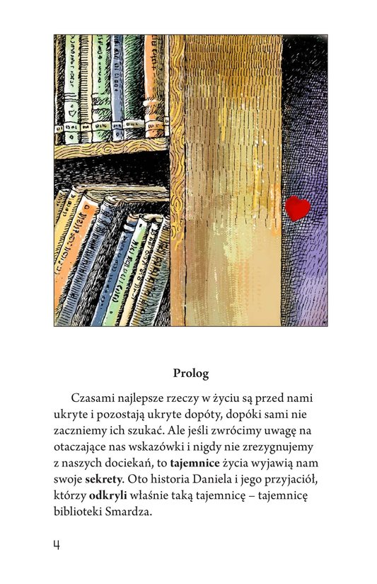 Book Preview For The Mystery of Granville Library Page 4