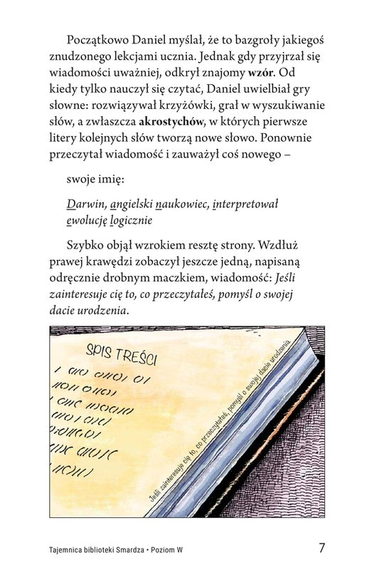 Book Preview For The Mystery of Granville Library Page 7