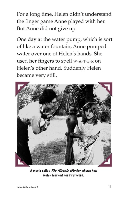 Book Preview For Helen Keller Page 11