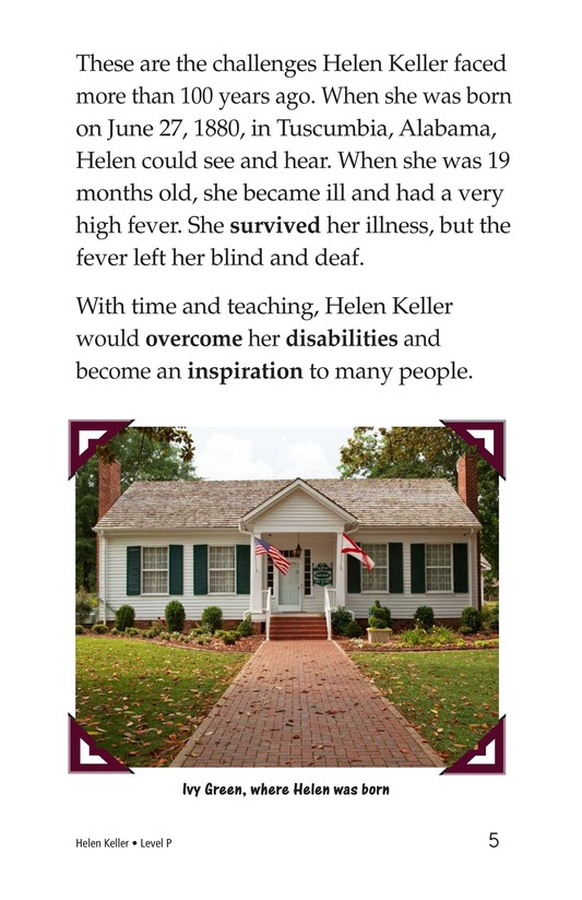 Book Preview For Helen Keller Page 5