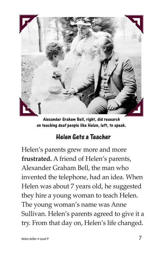 Book Preview For Helen Keller Page 7