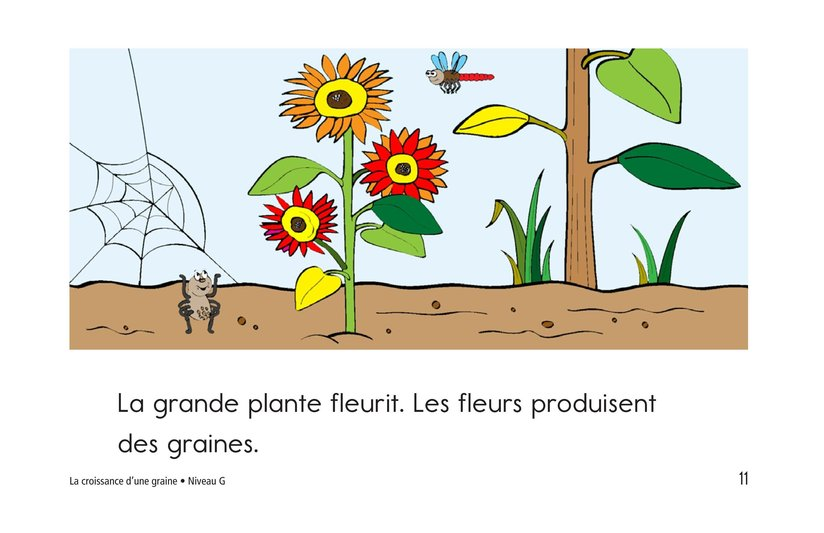 Book Preview For A Seed Grows Page 11
