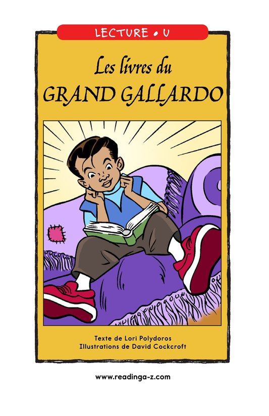 Book Preview For The Great Gallardo's Books Page 1