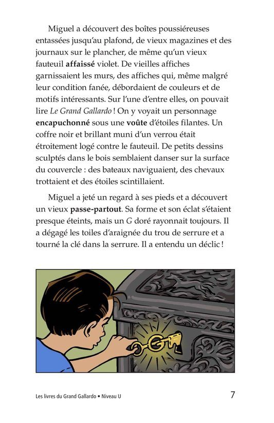 Book Preview For The Great Gallardo's Books Page 7