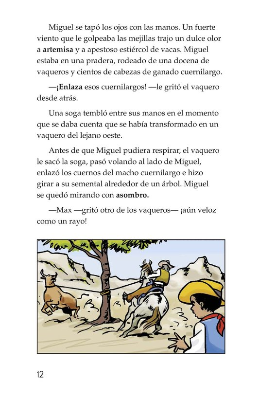 Book Preview For The Great Gallardo's Books Page 12