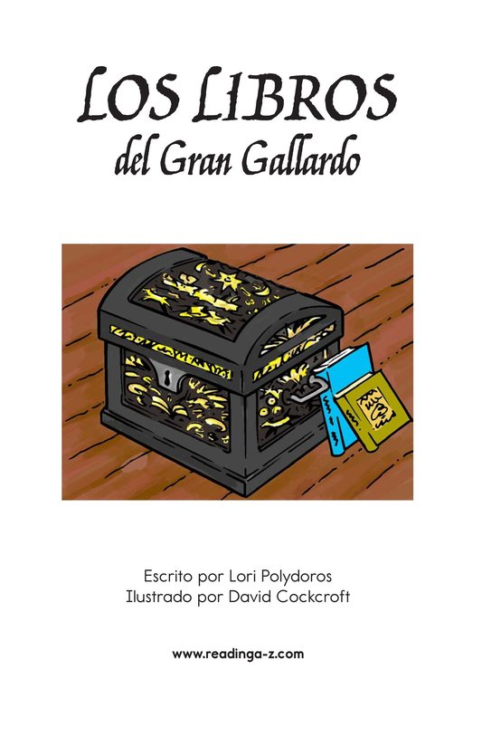 Book Preview For The Great Gallardo's Books Page 2