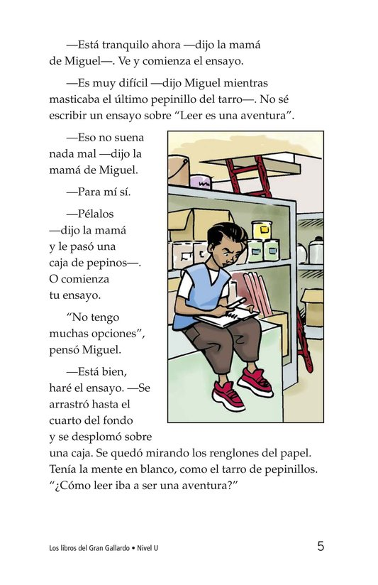 Book Preview For The Great Gallardo's Books Page 5