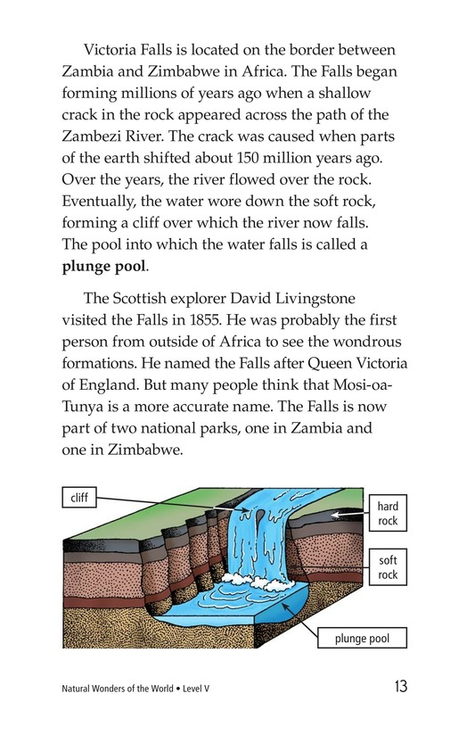 Book Preview For Natural Wonders of the World Page 13