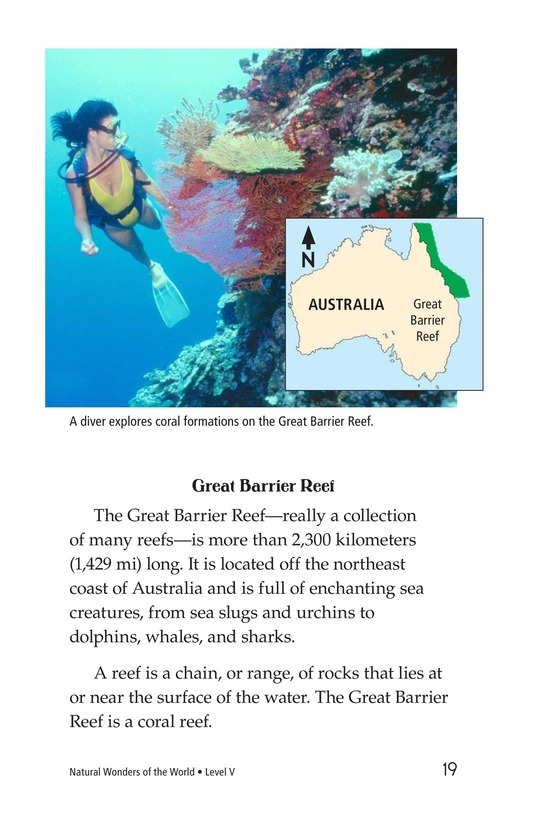 Book Preview For Natural Wonders of the World Page 19