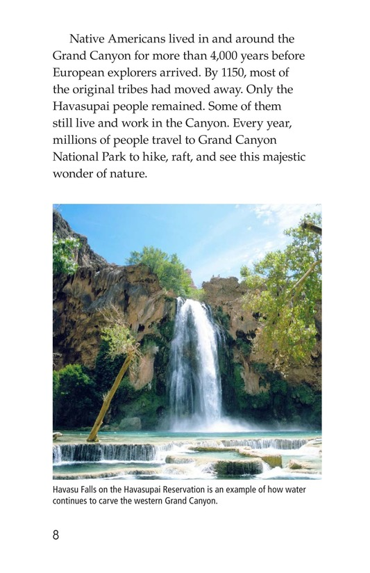 Book Preview For Natural Wonders of the World Page 8
